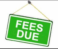 Spring Band Fees Past Due