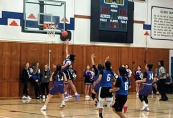 Crusader basketball