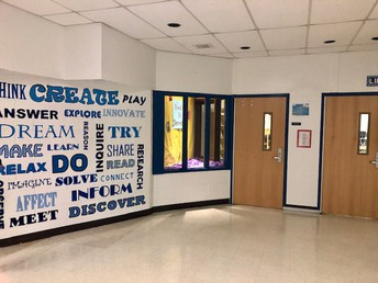 Hightstown High School Library