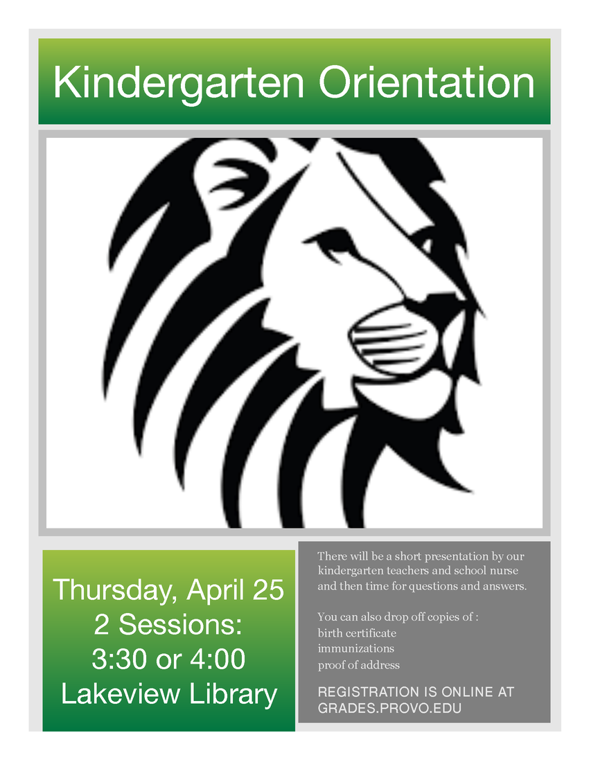 Lakeview Elementary Newsletter | Smore Newsletters for Education