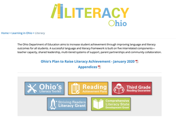 Want to learn more about the science of reading?