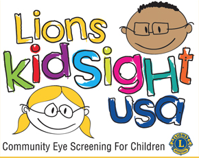 Lions Kidsight USA - Community Eye Screening For Children