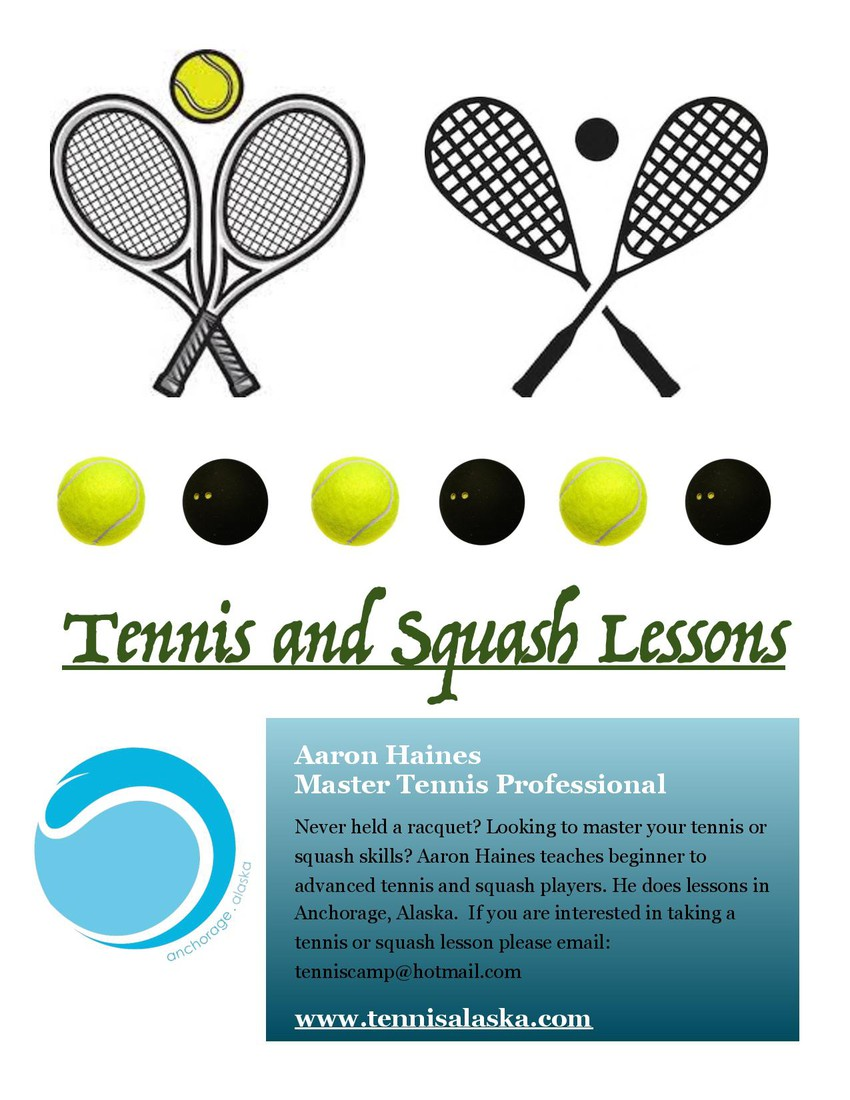 Smash Camp: Tennis & Squash Lessons