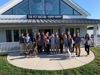 Yuppy Puppy Pet Spa
