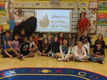 Hispanic Heritage Celebration!