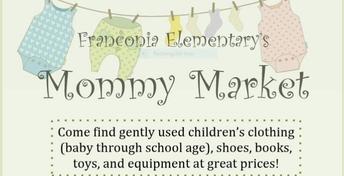 Franconia Elementary Mommy Market