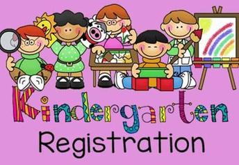 Kindergarten Enrollment Continues