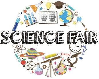 Congrats Science Fair Winners!