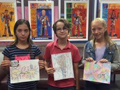 6th Grade Red Ribbon Contest Winners