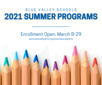 Enrollment for Virtual Summer Courses is Open until March 29