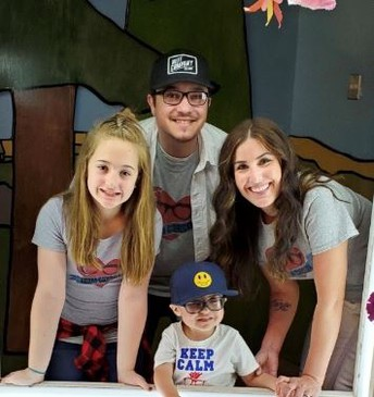 Carson's family