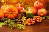 November 24th - Thanks-giving Mass