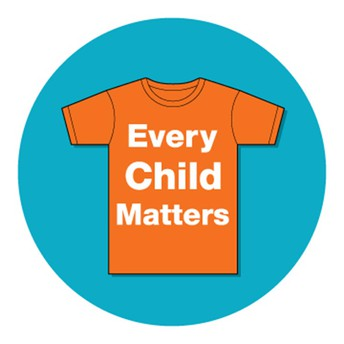 Orange Shirt Day - Every Child Matters!!!