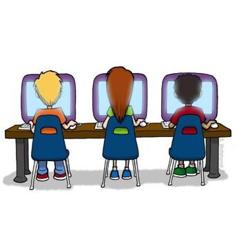 4th Grade Technology Class