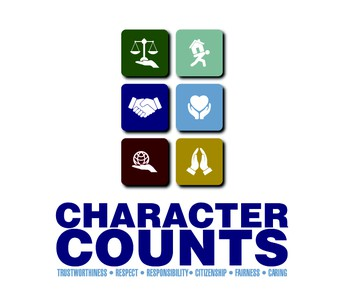 Character Counts Certificates for students