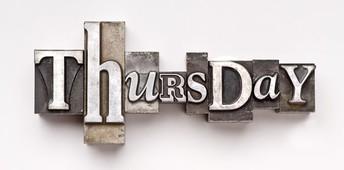 Thursday, November 8