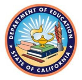 Parent Organizations and the California Department of Education