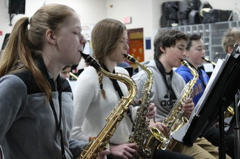 Middle Level Jazz Festival: February 15 (7th Grade Only)