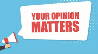 Parent Survey~ we need your input to grow better together!