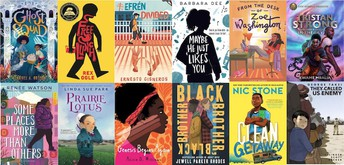 Project Lit Community 2020-2021 Books of the Year Middle Grades