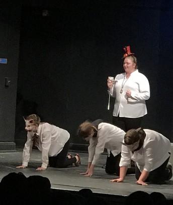 FHS Drama Students win Honors at KTA