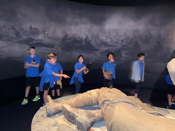 Gallipoli Display at Te Papa