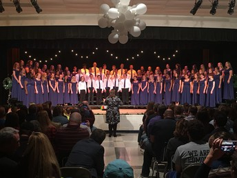 7th & 8th Grade Winter Choir Performance