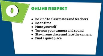 Online Respect