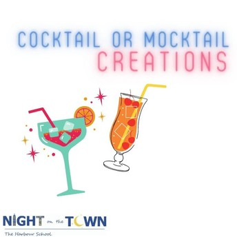 Cocktail & Mocktail Creations