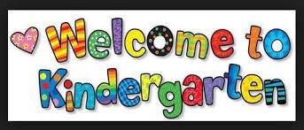 Kindergarten start of school