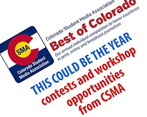 Best of Colorado and other individual contests return in April