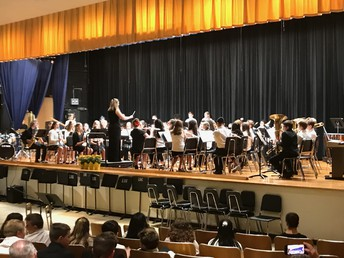 7th and 8th Grade Band