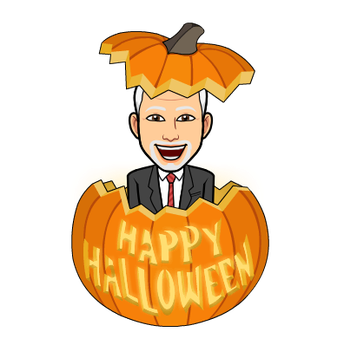 October 30th is Wear your Halloween Costume to School Day