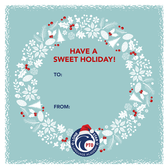 Send a sweet treat to your kiddos school friends!