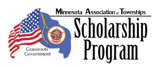 Announcing- MN Association of Townships Scholarship Program