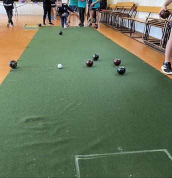 Interschool Bowls