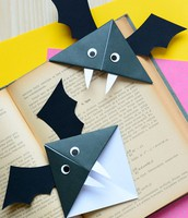 Bat bookmark