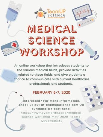 Medical Science Workshop