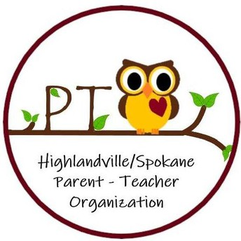 Highlandville/Spokane PTO Updates: