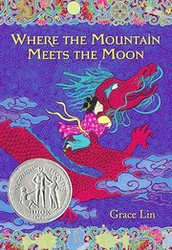 A Review of Where the Mountain Meets the Moon by Jiahe W.