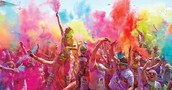 Girls on the Run Color Run Take 2 (Wednesday after school)