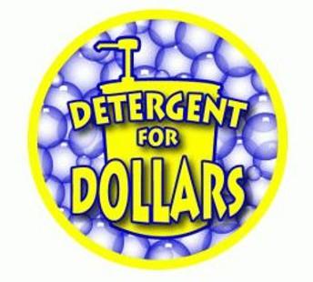 Detergent for Dollars