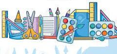 School Distributions of Materials