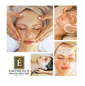 EMINENCE ORGANIC FACIAL ONLY $59
