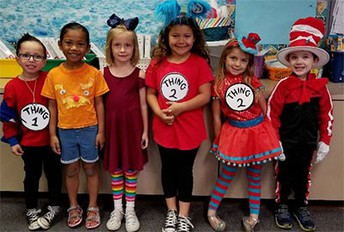 Andersen Elementary Character Day Celebration