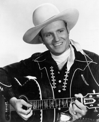 GENE AUTRY COMES TO FLORENCE