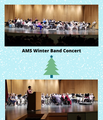Winter Band Concerts