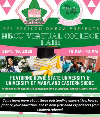 HBCU Virtual College Fair