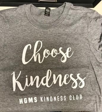 Kindness Shirts