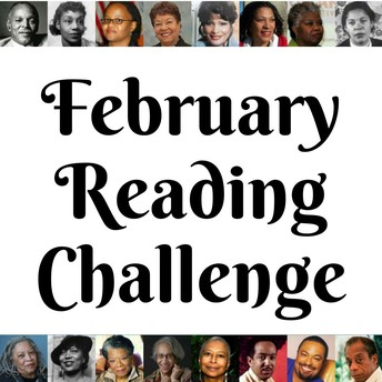 February Reading Challenge on READSquared